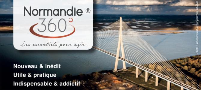 Normandie 360°: l'information qui vous intéresse vraiment, quand vous en avez besoin!