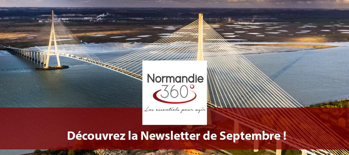 Normandie 360 : outil de veille en Normandie