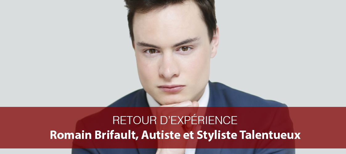 Cas client Romain Brifault styliste normand