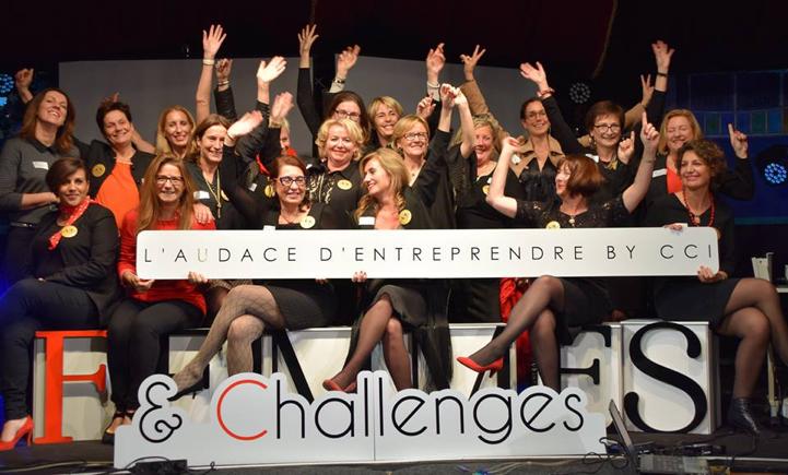 soiree de lancement réseau femmes et challenges